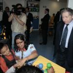 Jean Todt en el CRIT del Estado de México